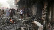 Ataque del Estado Islámico deja al menos 20 muertos en Bagdad