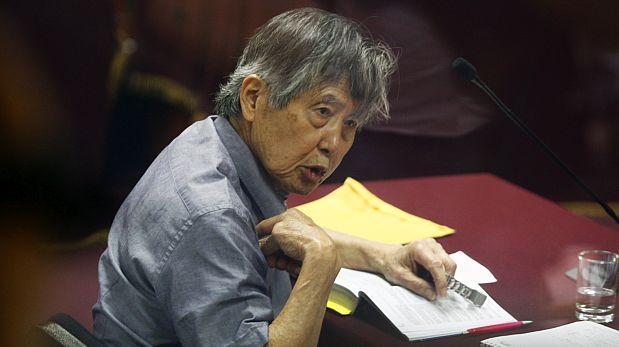 Comisión de Gracias evalúa hoy indulto a Alberto Fujimori
