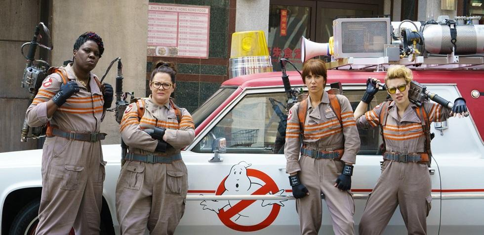 """Nuestra crítica del remake de """"Ghostbusters"""""""