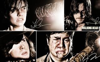 """""""The Walking Dead"""": la séptima temporada se encuentra cerca"""