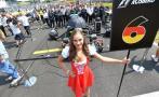Fórmula 1: las bellezas que iluminaron el GP de Hungría