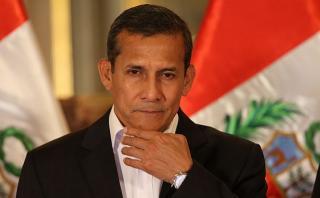 Ollanta Humala: 23% aprueba gestión del presidente, según GFK