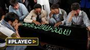 Afganistán llora y clama venganza contra Estado Islámico