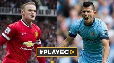 Manchester United vs. Manchester City: por partido amistoso
