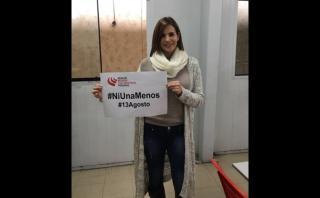 """#NiUnaMenos: actores de """"Al fondo hay sitio"""" llaman a marchar"""