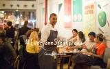 Google Traductor se promociona con un restaurante multilingüe