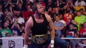 WWE: Battleground 2016 Dean Ambrose retuvo su título