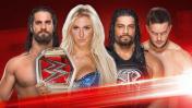 WWE: sigue las peleas estelares del Monday Night Raw