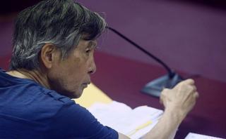 Estiman que no hay nuevas razones para indultar a Fujimori
