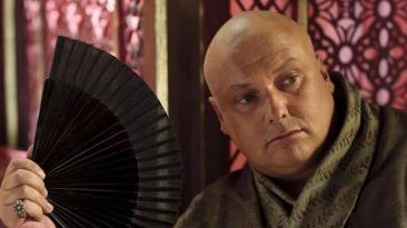 """Game of Thrones"": Conleth Hill, irreconocible con cabello"