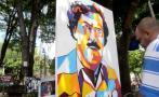 Colombia: La fiebre por Pablo Escobar vive a través del óleo