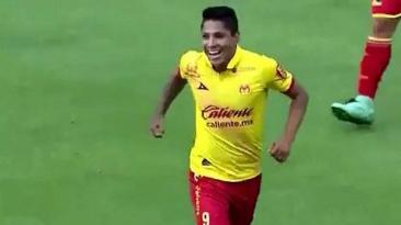 Raúl Ruidíaz habló sobre su primer gol con Monarcas Morelia