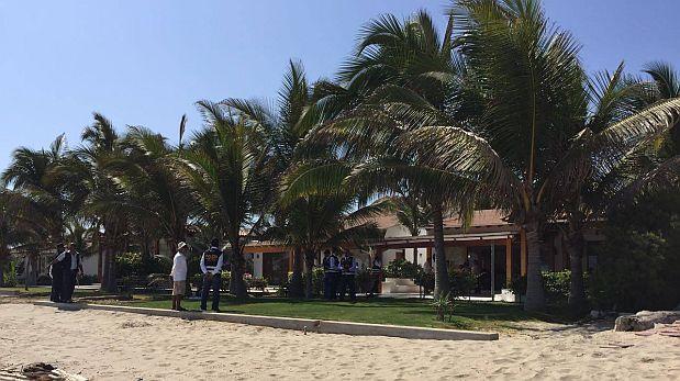 Juez ordena devolver casa de Punta Sal a Alejandro Toledo