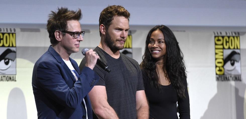Un resumen de lo que vimos en la Comic Con