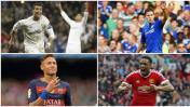 Los diez futbolistas que más camisetas venden en el mundo