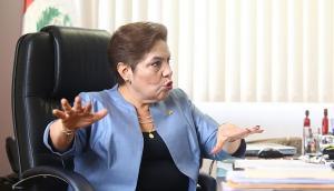 Verónika Mendoza exige disculpa de Becerril por vincularla a SL