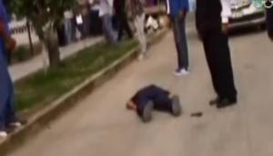 Trujillo: dejan libres a 'marcas' que dispararon a policías