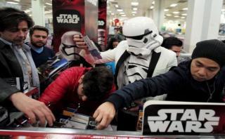 Star Wars causaría un auge en la industria juguetera de EE.UU.