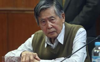 Comisión de Gracias admite a trámite indulto a Alberto Fujimori