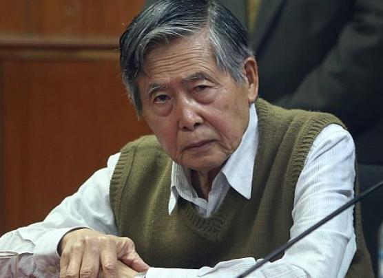 Alberto Fujimori: Comisión de Gracias admite a trámite indulto
