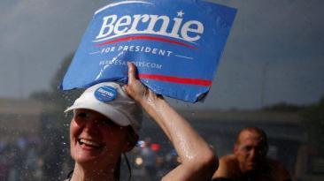 Convención Demócrata: Sanders será orador principal [EN VIVO]