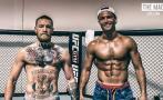 """Cristiano Ronaldo se """"enfrentó"""" a campéon de UFC Conor McGregor"""