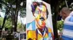 Colombia: La fiebre por Pablo Escobar vive a través del óleo - Noticias de monroe isadore