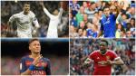 Los diez futbolistas que más camisetas venden en el mundo - Noticias de camisetas de fútbol