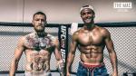 """Cristiano Ronaldo se """"enfrentó"""" a campéon de UFC Conor McGregor - Noticias de polos deportivos"""