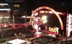 WWE: Raw comienza su nueva era en un remodelado escenario