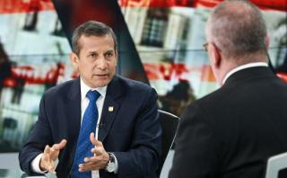 "Ollanta Humala: ""Yo no indultaré a Alberto Fujimori"""