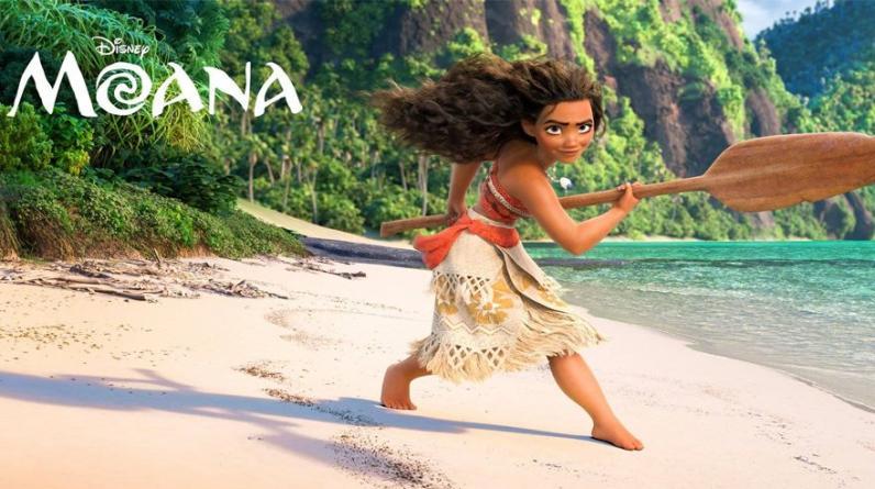 Auli'i Cravalho le da su voz a Moana, una adolescente que protagoniza esta aventura de Disney. (Facebook)
