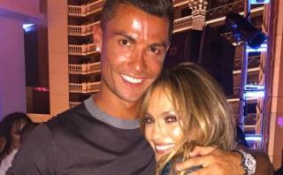 Cristiano Ronaldo es criticado por baile con Jennifer López