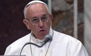"""Papa expresó """"dolor y horror"""" por ataque en iglesia de Francia"""