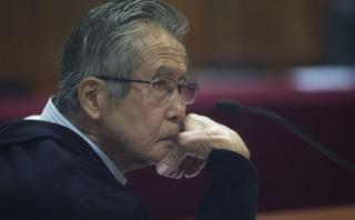 """""""No hubo celeridad con pedido de indulto de Alberto Fujimori"""""""