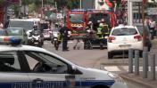 Estado Islámico ataca una iglesia en Francia y degüella a cura