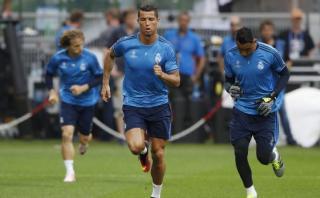 """Real Madrid: conoce al """"protegido"""" de Cristiano en la plantilla"""
