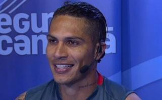 """Paolo Guerrero: """"Ahora siento que mis compañeros me buscan más"""""""