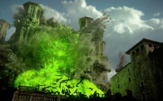 """""""Game of Thrones"""": así se creó la gran explosión del septo"""