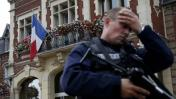 Francia: El Estado Islámico degolló a un cura en una iglesia