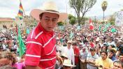 Gregorio Santos saldría hoy del penal de Piedras Gordas