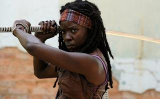 "Danai Gurira de ""The Walking Dead"" llega a ""Black Panther"""
