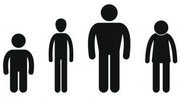 ¿Cuál país de la región tiene a las personas más altas?