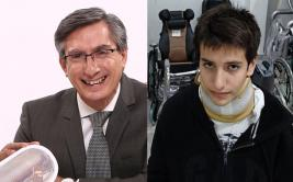 Federico Salazar publicó lesión de hijo y pide no cometer error