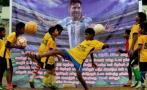 ¿Cómo descubrir al nuevo Lionel Messi o Cristiano Ronaldo?