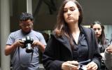"""Sasha Grey en Lima: así fue su paso por """"El Comercio"""" [FOTOS]"""