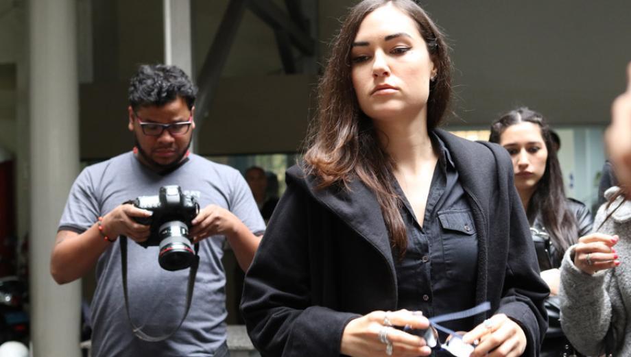 """Sasha Grey en Lima: así fue su paso por """"El Comercio"""""""