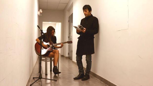 FIL Lima: Jorge Luis Chamorro nos presenta su nuevo poemario