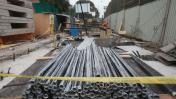 Miraflores: estacionamiento subterráneo está al 58%