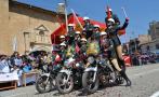 Fiestas Patrias: imágenes de los desfiles al interior del país